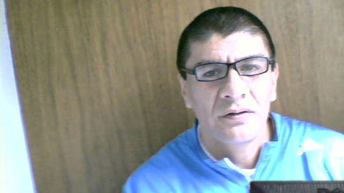 """Marcelo """"Popó"""" Brandán Juárez, uno de los Doce Apóstoles de Sierra Chica  (Foto: Rodolfo Palacios)"""
