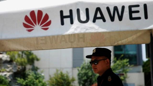 Huawei es acusada por EEUU de realizar espionaje para el gobierno chino(REUTERS/Aly Song)
