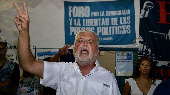 El ex ministro de Planificación, Julio De Vido (Gustavo Gavotti)