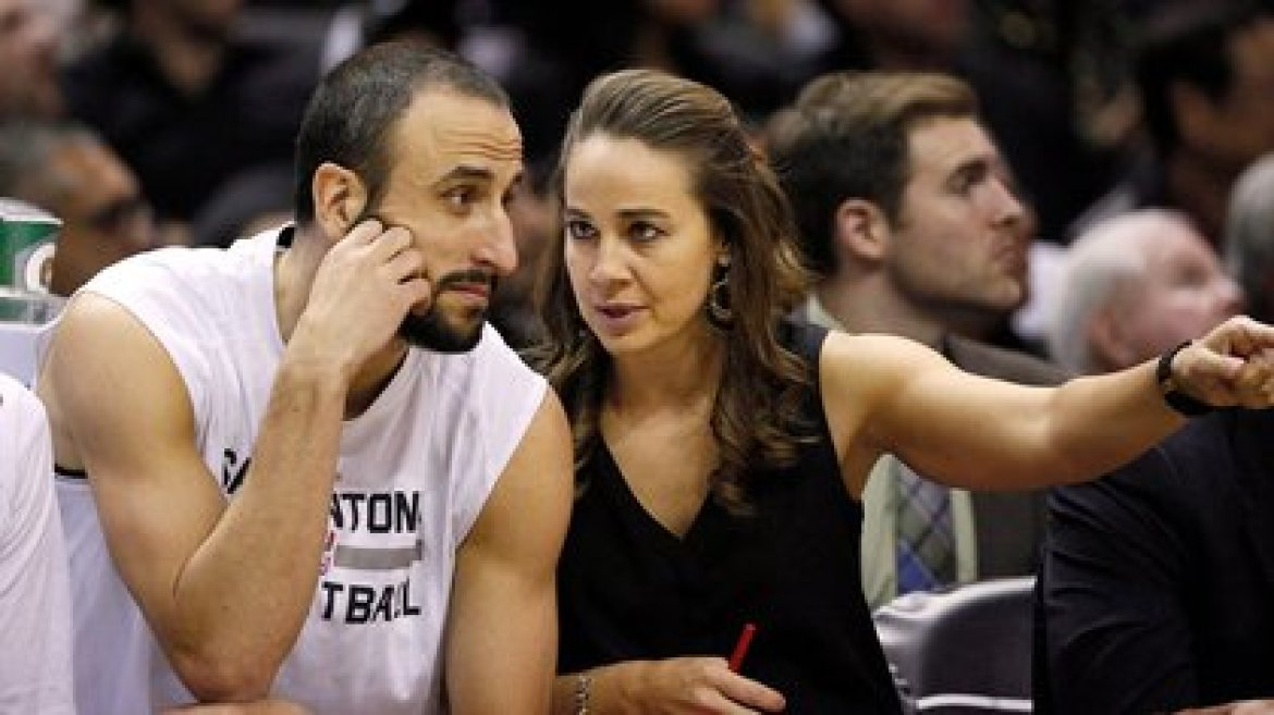 Hammon has been part of the Spurs coaching staff since 2014 (Photo: Special)