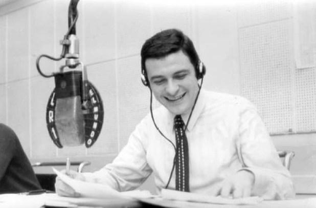 Larrea estuvo 60 años trabajando como comunicador