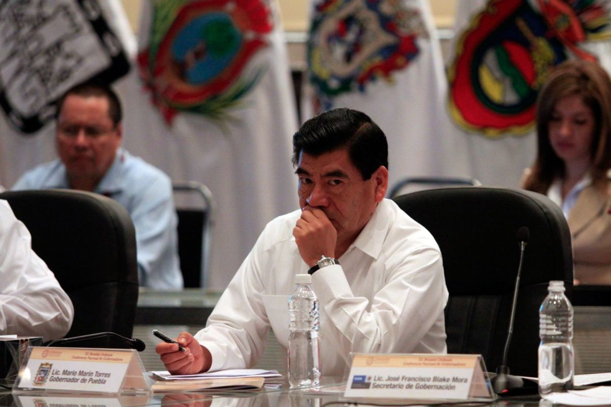 Mario Marín (Foto: Cuartoscuro)