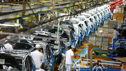 The country produced 3,722 cars in April (Photo: File)