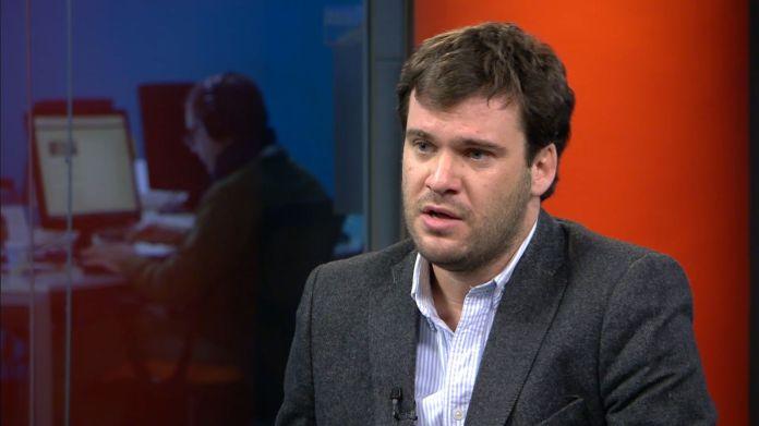 Juan Manuel López, jefe del bloque de la Coalición Cívica en la Cámara de Diputados