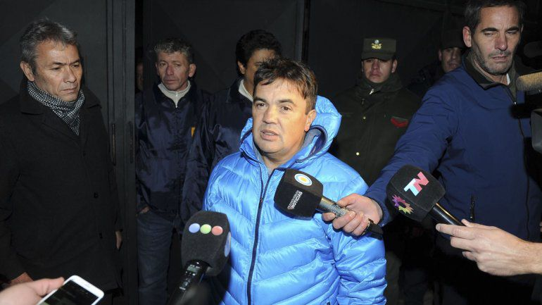 El fiscal Guillermo Marijuan pidió la indagatoria de Torrent.