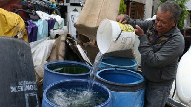 Los recortes de agua fueron para el Valle de México(Foto: Cuartoscuro)