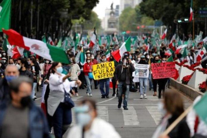 (Photo: Reuters / Carlos Jasso)