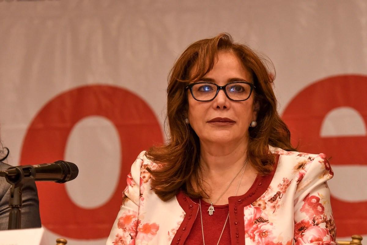 Yeidckol Polevnsky la gran beneficiada por el SAT: a la presidenta de Morena le condonaron 16 millones de pesos