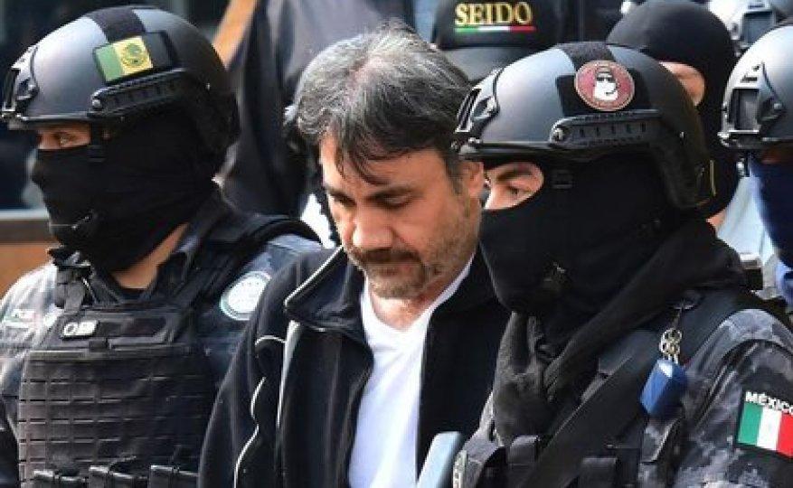 Хотя обвинения против него подтверждаются показаниями его соратника, жена Гусмана Лоэра добровольно пошла бы к правительству Соединенных Штатов (Белен Гутьеррес / Europa Press)