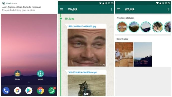La aplicación tiene algunas limitaciones asociadas a Android o los ajustes de la aplicación (Foto: Captura de Pantalla)