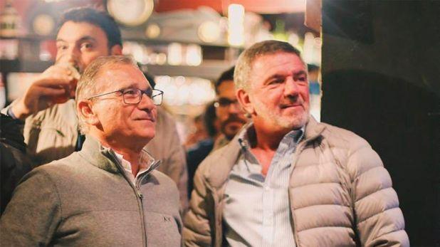 Royco Ferrari, quien trabajó en la actual CD de Angelici, junto con Beraldi