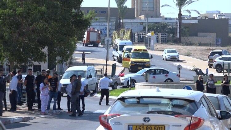 El Ejército israelí dijo haber alcanzado en dos ocasiones a grupos de milicianos palestinos que se disponían a disparar
