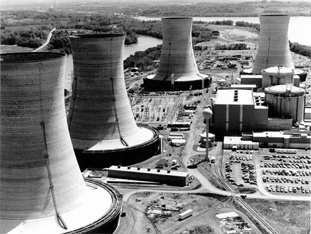 El accidente de Three Mile Island fue de categoría 5 en la escala internacional. Los de Chernobyl y Fukusima llegarían al nivel de 7.
