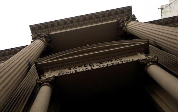 Sede del Banco Central de la República Argentina en Buenos Aires (REUTERS/Ricardo Moraes)