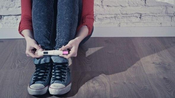 El 70% de los embarazos adolescentes no fue planificado (Getty)