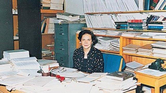 Dilhan Eryurt trabajó en la NASA entre 1961 y 1973.