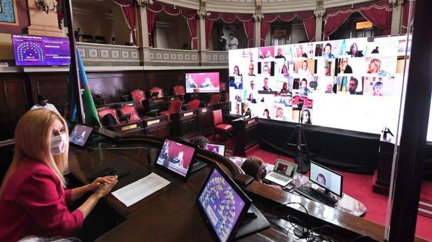 El Senado es la cámara de la Legislatura donde las negociaciones son más duras y suelen trabarse
