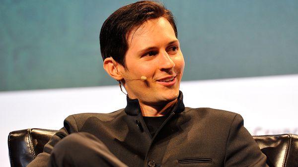 Pavel Dourov, creador de Telegram (Getty)