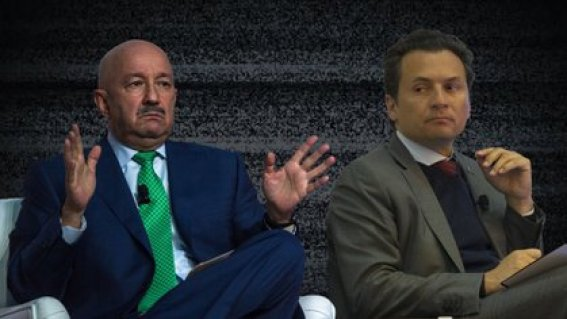 Emilio Lozoya also targeted Carlos Salinas de Gortari in his lawsuit (Fotoarte: Steve Allen / Infobae México)