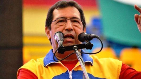 Adán Chávez fue sancionado por EEUU