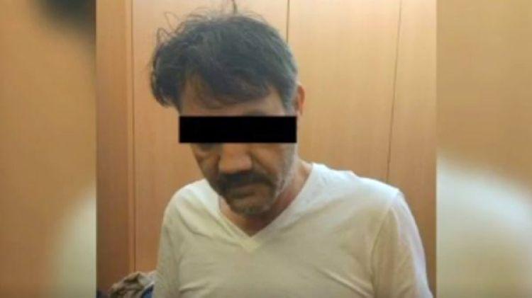 Damaso López, hermano del detenido.