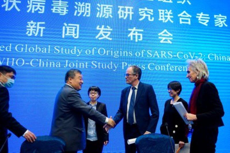 La segunda misión de investigación de la OMS terminó su visita en los primeros días de febrero (Reuters)