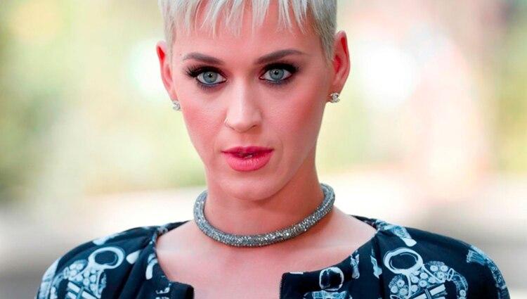 La cantante estadounidense Katy Perry, (Foto: AFP)