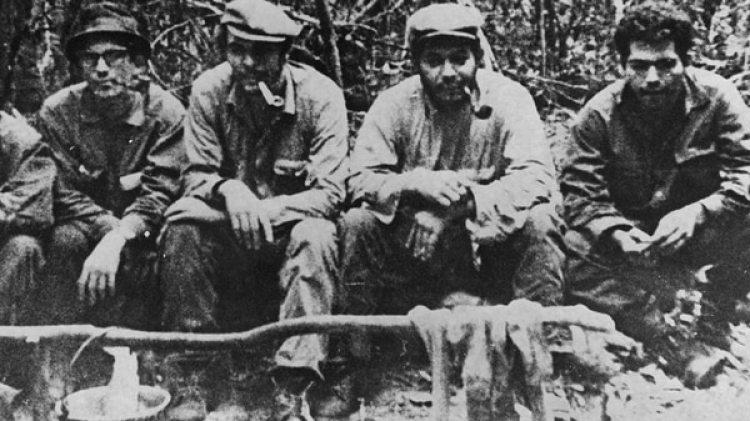 Ernesto Che Guevara en Bolivia (Foto de Hulton Archive/ Getty Images)