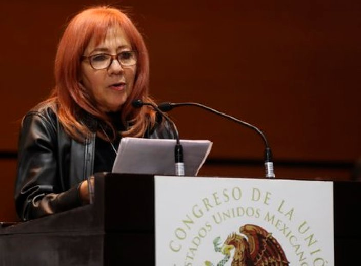 Rosario Piedra Ibarra, la polémica titular de la CNDH (Foto: EFE)