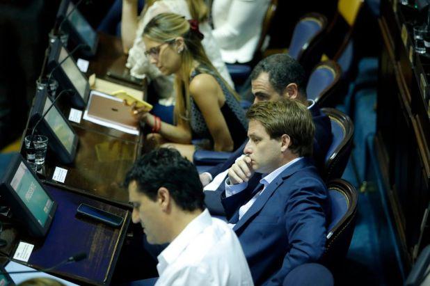 Los legisladores de Juntos por el Cambio avanzaron en un acuerdo con sus pares del Frente de Todos en la Cámara baja (Santiago Salva)