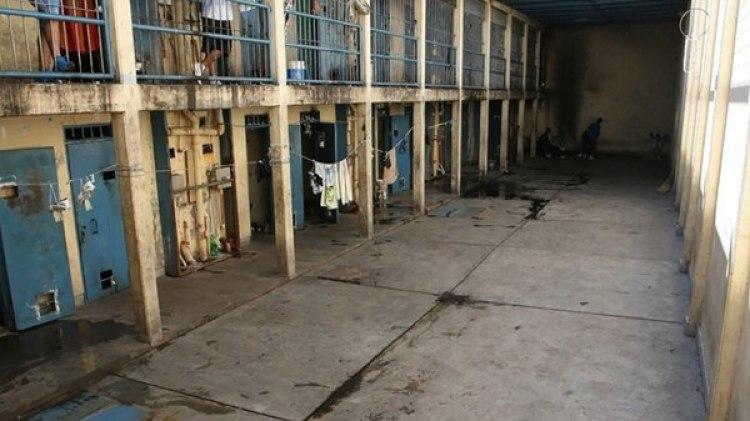 Cárcel de Boulogne Suer Mer, Mendoza