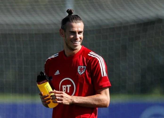 Gareth Bale ha recuperado la sonrisa mientras entrena con la selección de Gales de cara a su participación en la UEFA Nations League (Reuters)