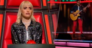 """Lali reconnected with her roots and was touched by the song of a participant from La Voz Argentina: """"My uncle and my family from Santiago del Estero sing this song"""" – infobae"""