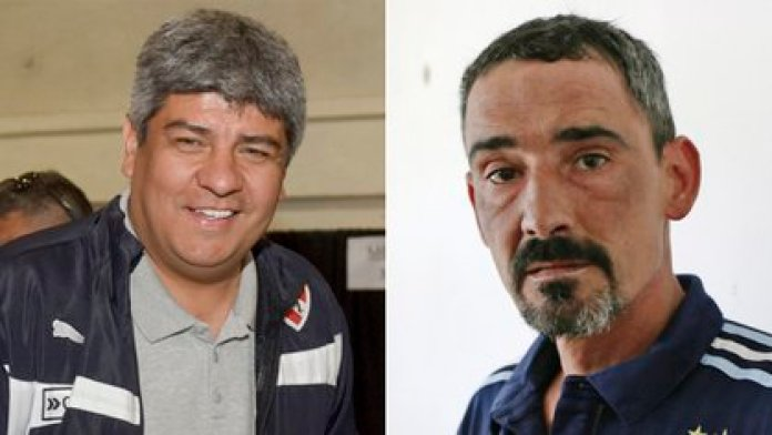 """Pablo Moyano y Pablo """"Bebote"""" Alvarez, enfrentados y a la vez acusados de ser cómplices de asociación ilícita"""