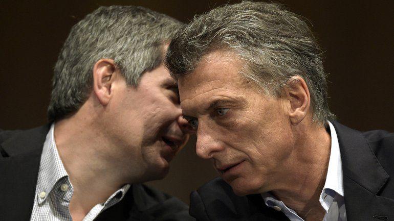 Macri y Peña tienen una relación personal al margen de la política y el poder