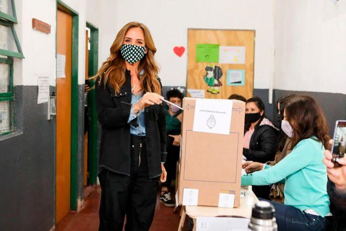 Voto Tolosa Paz - Paso 2021