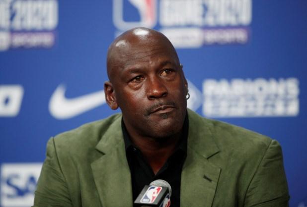 Su Majestad ganó seis anillos de la NBa con Chicago Bulls. Y tuvo una tercera y última etapa en la liga de baloncesto más competitiva del mundo con la camiseta de los Washington Wizards (REUTERS/Benoit Tessier)