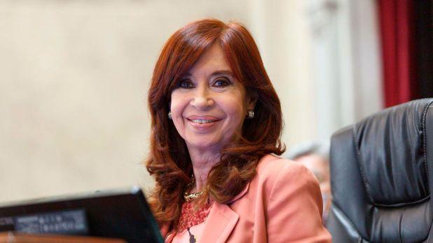 Cristina Kirchner senado