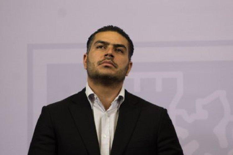 El texto fue dirigido a Omar García Harfuch