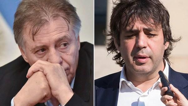 Cristóbal López y Fabían De Sousa