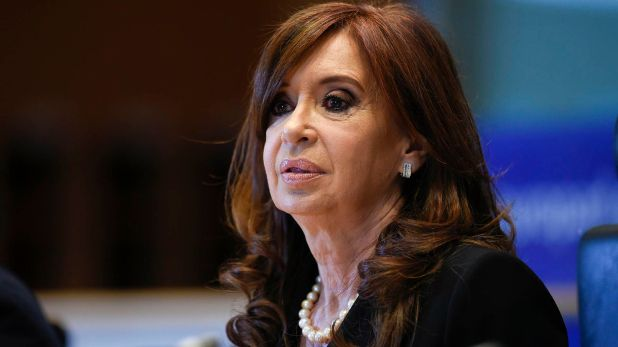 Cristina Kirchner (AFP PHOTO / JOHN THYS)