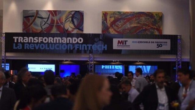 El evento sobre fintech organizado por IDEA y MIT convocó a reconocidos oradores locales e internacionales (Manuel Cortina)