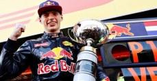 pembalap red bull asal belanda Max Verstappen