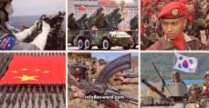 10 militer terkuat di asia pasifik