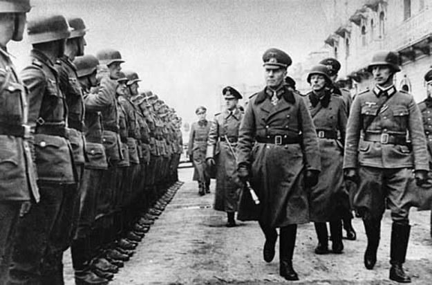 erwin rommel jenderal gurun pasir di afrika dikagumi prajurit nazi jerman