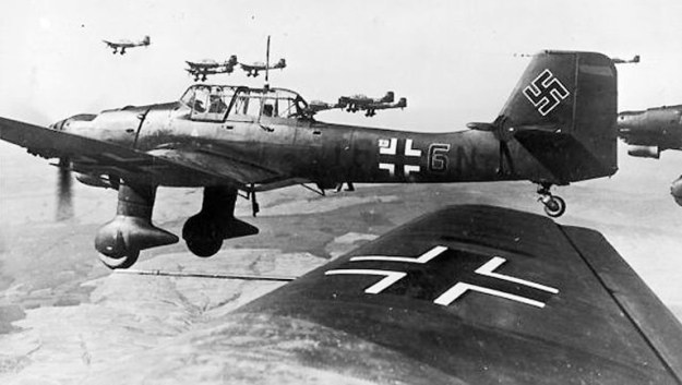 luftwaffe jerman momok sekutu di perang dunia 2
