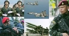 militer terkuat asean