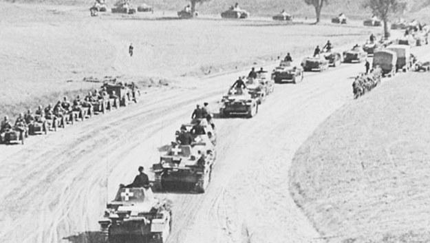 tentara jerman invasi polandia september 1939