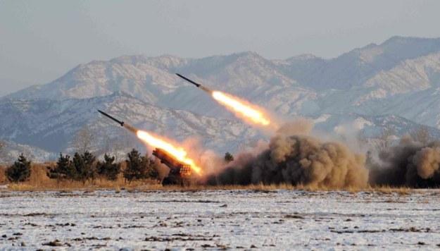 uji coba misil korea utara
