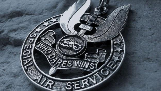 SAS Inggris adalah salah satu dari 8 pasukan elit terbaik dunia 2017